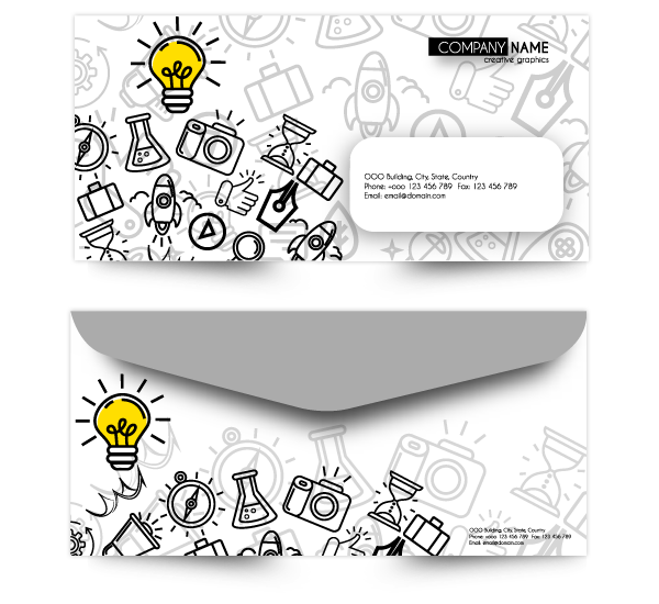 Personalized Envelope Services